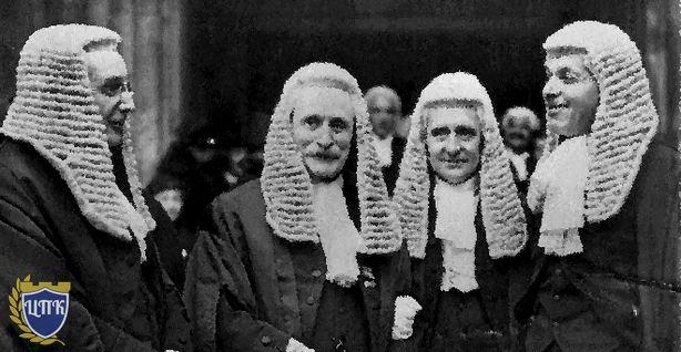 Английские судьи