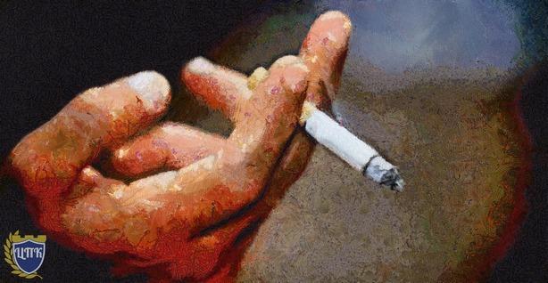 Курящий работник может обойтись работодателю в 90 тыс. рублей