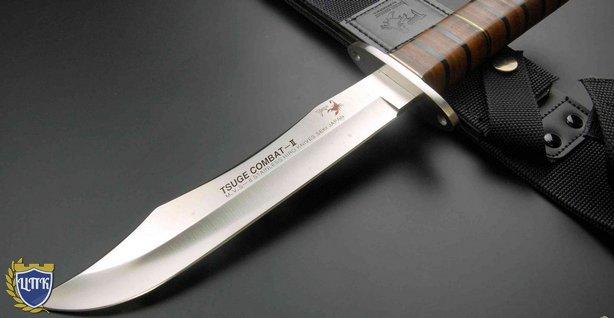 Холодное оружие: нож
