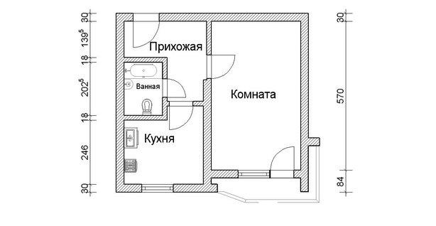 Перепланировка квартиры. Как?
