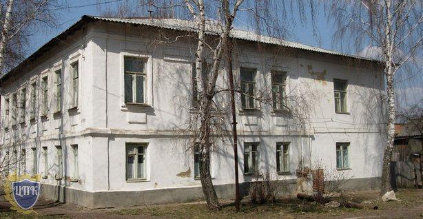Двухэтажный дом