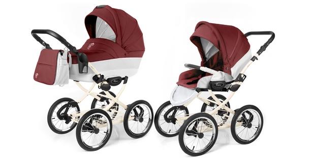 Элементы, входящие в комплектацию детских колясок должны квалифицироваться вместе с ними