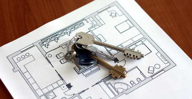 Квартира и ключи