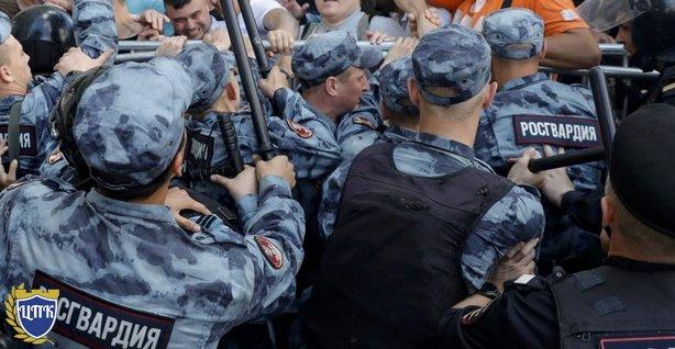 В Госдуму внесен законопроект, совершенствующий процесс идентификации сотрудников полиции и Росгвардии