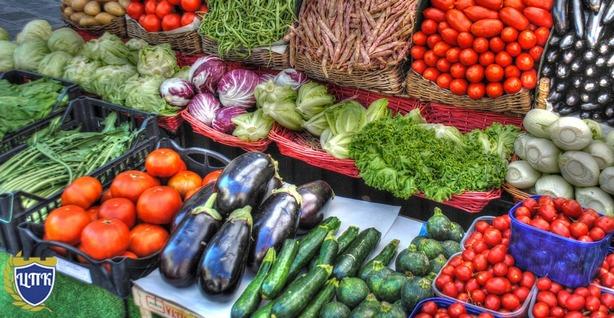 Ужесточены правила ввоза овощей и фруктов через границу