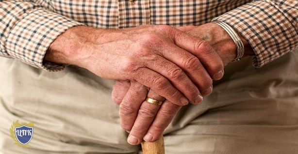 Материальная поддержка одиноким пенсионерам.